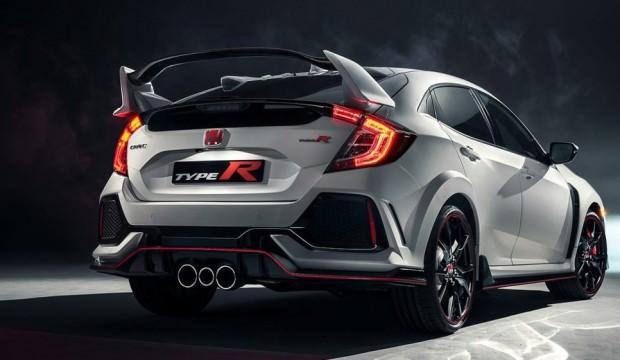 Honda Civic Type-R 3'üncü rekorunu kırdı