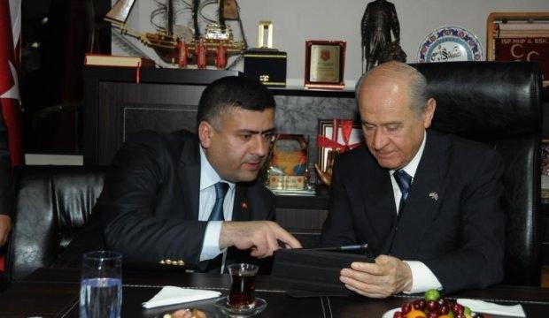 MHP vekil çıkaramamıştı! İl Başkanı istifa etti