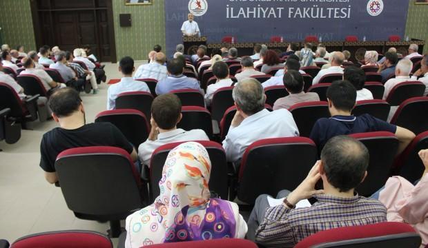 Türkiye'nin önemli tarihçileri Samsun'da buluştu