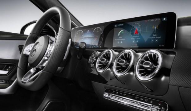 Yapay zekalı yeni Mercedes Türkiye'de