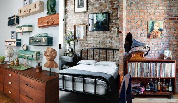 2018 yılının en şık vintage mobilyaları