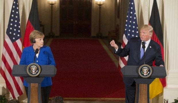 Trump NATO'da Almanya'yı hedef aldı
