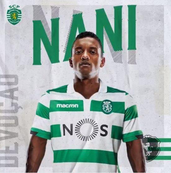 Nani transferi resmen açıklandı!