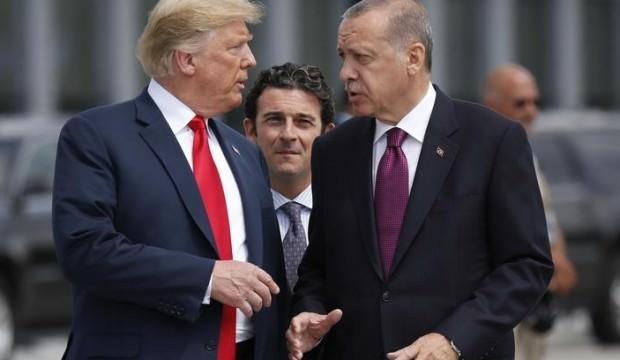 ABD basını: Trump, Erdoğan için sattı!