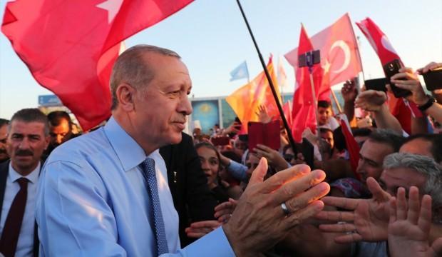 Başkan Erdoğan KKTC'de!