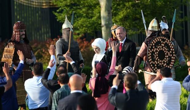 Erdoğan'ın yemin töreni Arap basınında!