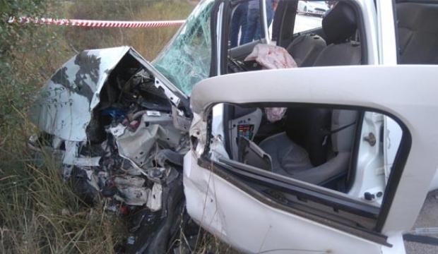 Bolu'da feci kaza! 2 kişi hayatını kaybetti