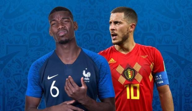 Dünya Kupası'nda ilk finalist belli oluyor!