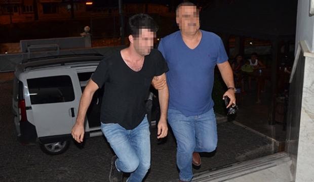 FETÖ/PYD şüphelisi üsteğmen otelde yakalandı!