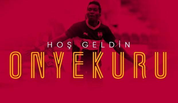 Galatasaray genç yıldızı resmen açıkladı