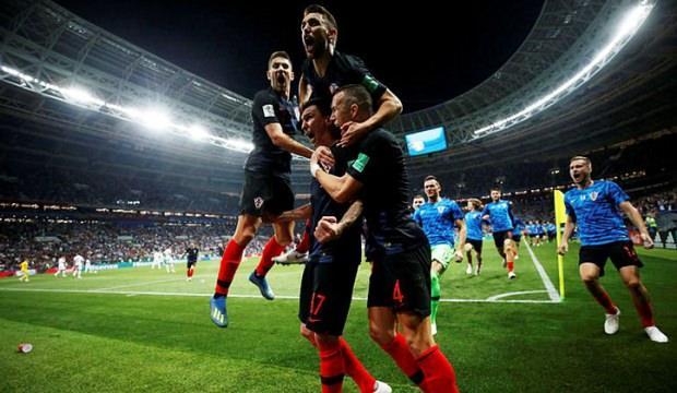 Hırvatistan tarih yazdı!