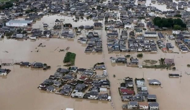 Japonya'da felaketin bilançosu artıyor: 176 ölü