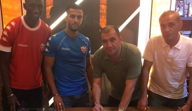 Karabükspor'da transferler peş peşe geliyor