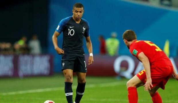 Mbappe: Ballon d'Or değil, Dünya Kupası
