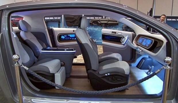 Otonom araçlar 3-4 yıl içinde seri imalatta olacak