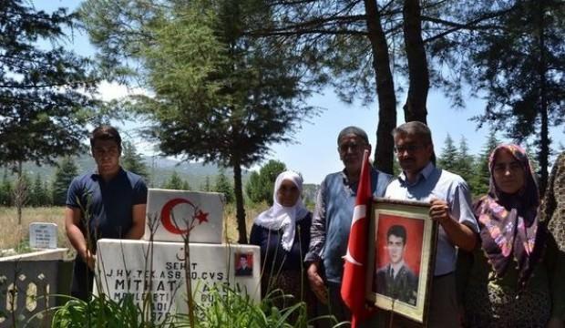 Şehidin ailesi: Devletimiz intikamımızı aldı