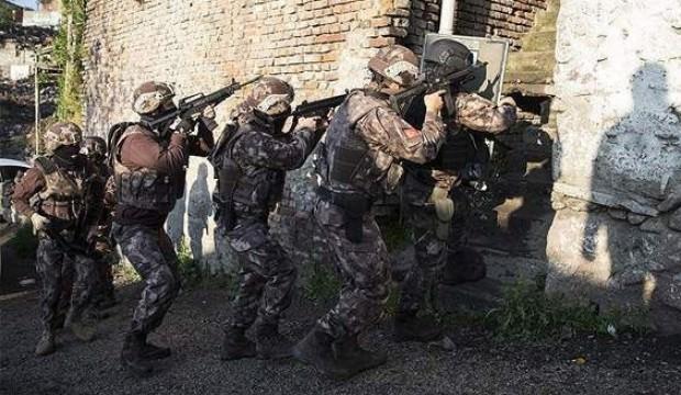 Şırnak'ta 16 gözaltı! 3'ü Fransız...