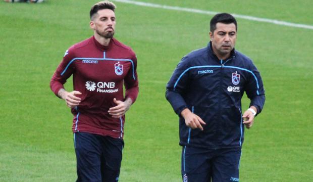 Trabzonspor'a Sosa müjdesi!