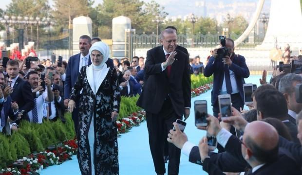 Trump ve Putin gibi Artık Başkan Erdoğan'ın da var