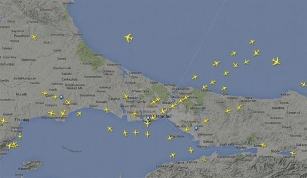 Türkiye'ye akın var: 46 saniyede bir uçak iniyor