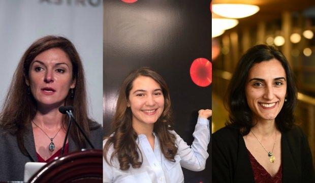 Yaşayan Türk bilim kadınları