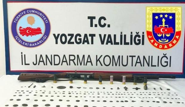 Yozgat'ta ele geçirildi! Tam 203 adet