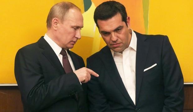 Yunanistan'dan Rusya'yı kızdıracak hamle!