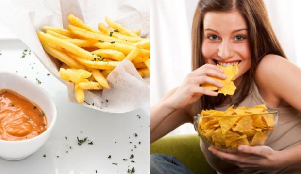 Bu yiyeceklere dikkat! Bağımlılık yapıyor...