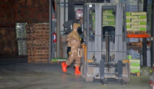 8 işçi kaynağı belli olmayan gazdan zehirlendi