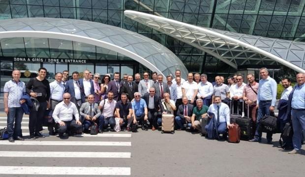 Türk gazetecilerin Azerbaycan çıkarması