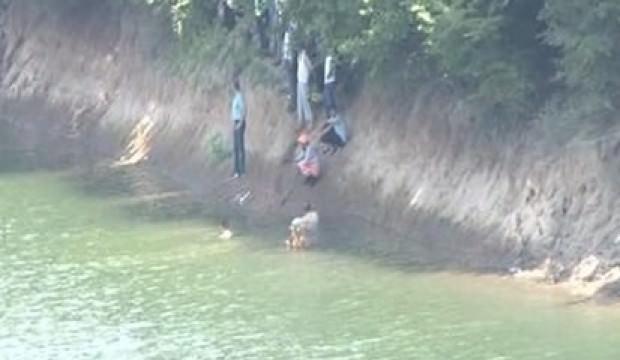 Baraj gölünde 2 çocuk boğuldu