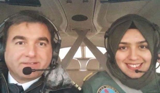 Fatma Durmuş THY'nin ilk başörtülü pilotu oldu!