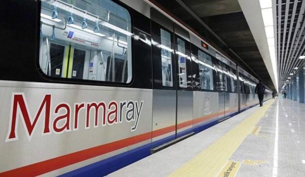 Marmaray para bastı!