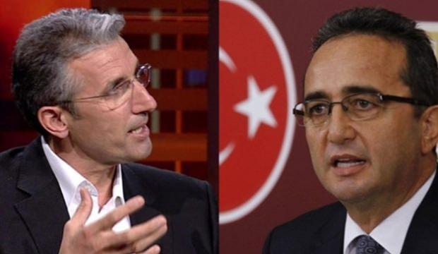 Nedim Şener ve Bülent Tezcan arasında büyük ses getiren tartışma...