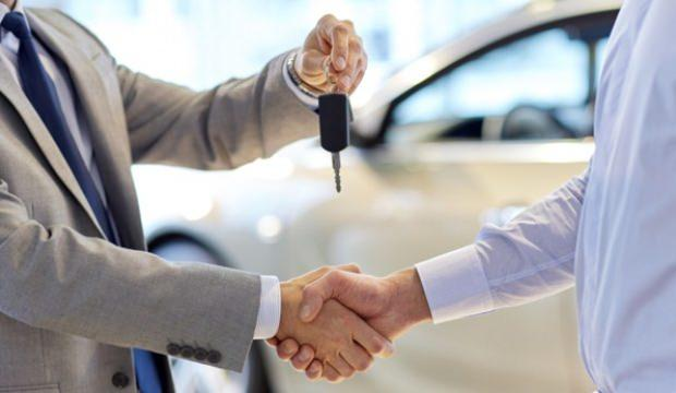 Otomobil satışlarında daralma!
