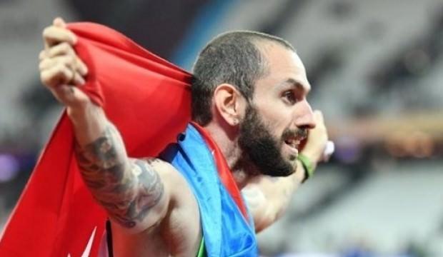 Ramil Guliyev, 200 metrede ikinci oldu