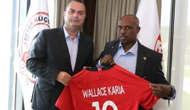 Tanzanya Futbol Federasyonu'ndan TFF'ye ziyaret