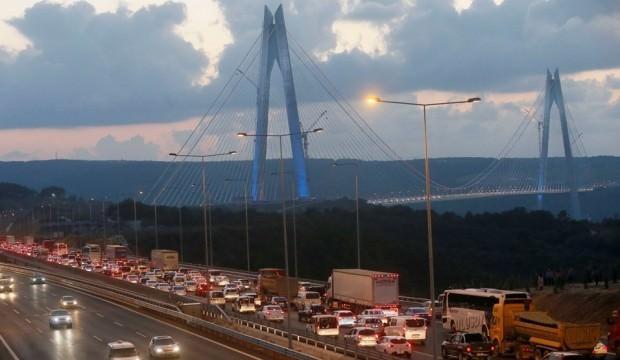 Üçüncü köprünün iki yıllık geliri dudak uçuklattı
