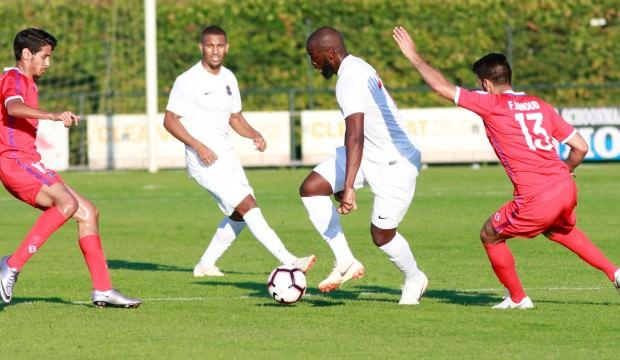 Antalyaspor'dan 4 gollü prova!