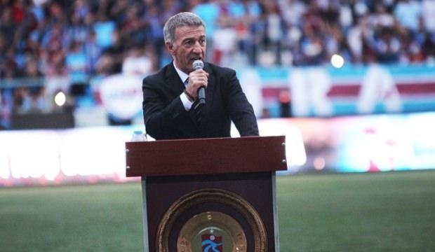 Başkan canlı yayında iki transfer açıkladı!