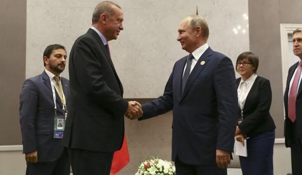 Erdoğan-Putin zirvesi ile ilgili görsel sonucu