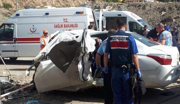 Ankara ve Kayseri'de feci kaza! 7 ölü