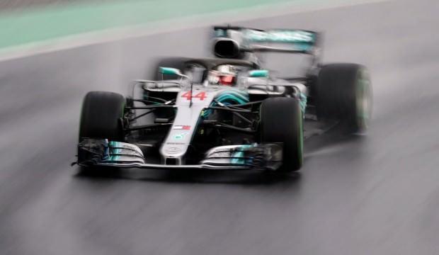 Macaristan'da sıralama turlarına Mercedes damgası