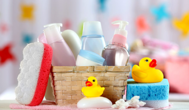 Yeni doğan bebekler için banyo ihtiyaç listesi