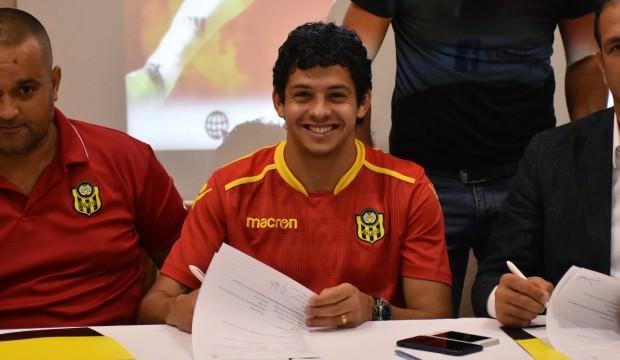 Yeni Malatyaspor'dan transfer