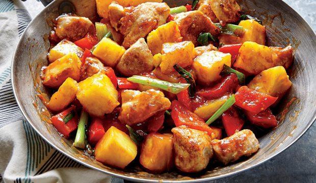 Tatlı ekşi soslu tavuk nasıl yapılır?