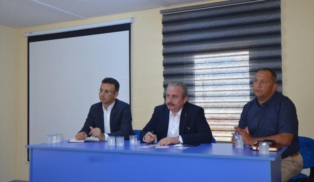 TBMM Başkan Vekili Şentop, sanayicilerle buluştu