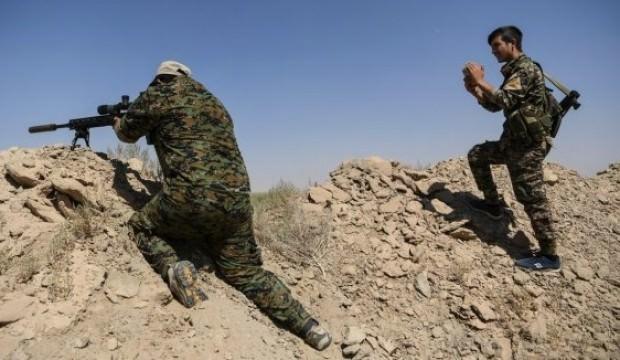 ABD teröristleri yeni silahlarla eğitiyor