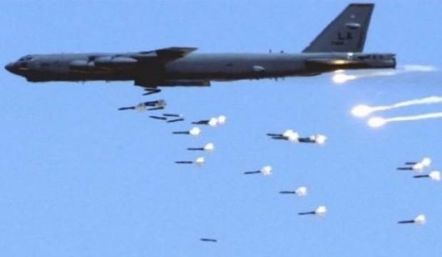 ABD'den nükleer bombardıman uçaklarıyla gözdağı!