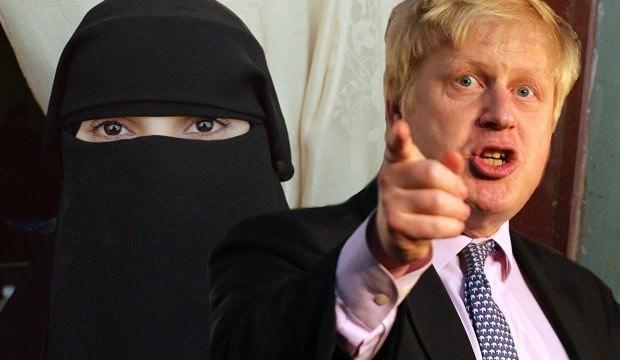 Boris Johnson'dan çizgiyi aşan sözler!